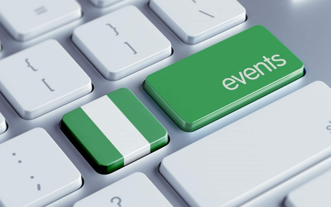Running an online event