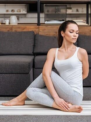 Virtual Event Yoga Session