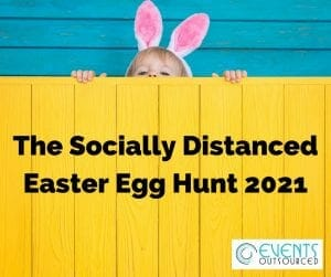 Socially Distanced Easter Egg Hunt